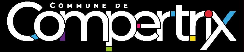 Nouveau logo Compertrix blanc