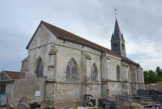 Eglise St-Nicolas Juin 2013