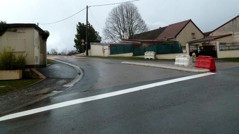 travaux village - hiver 2020