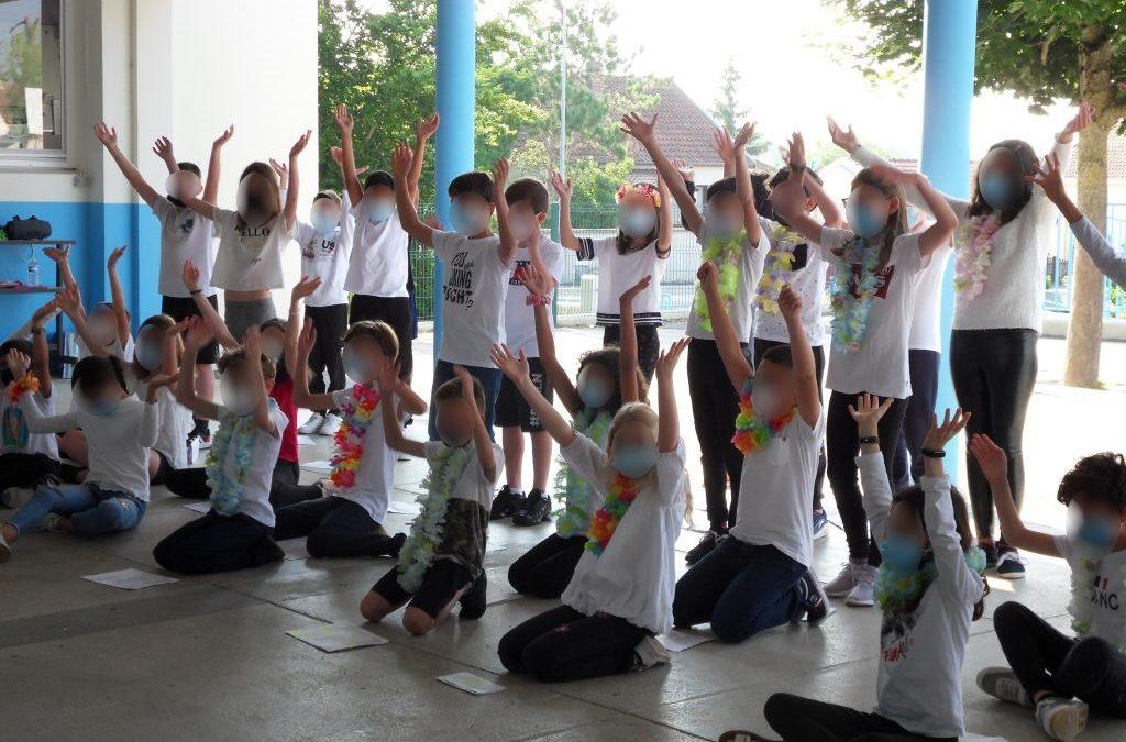 Chorale à l'école élémentaire